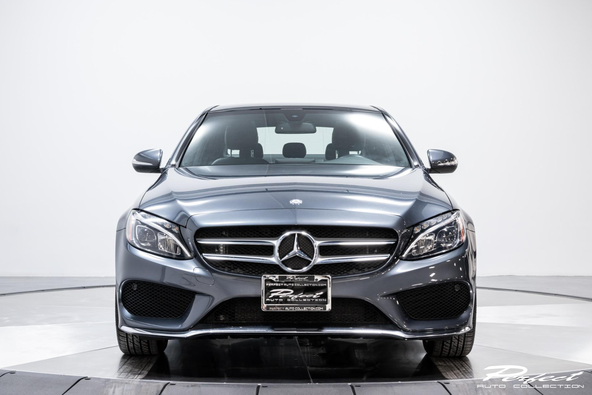 Used 2015 Mercedes-Benz C-Class C 400 4MATIC For Sale ...