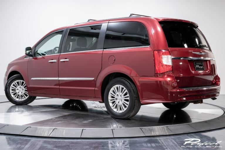 Used 2015 Chrysler Town and Country Touring L