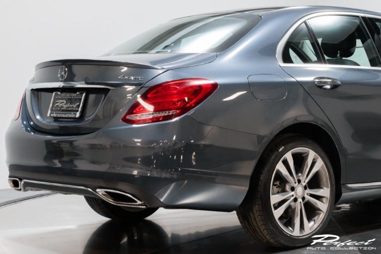 Used 2016 Mercedes Benz C Class C 300 4MATIC