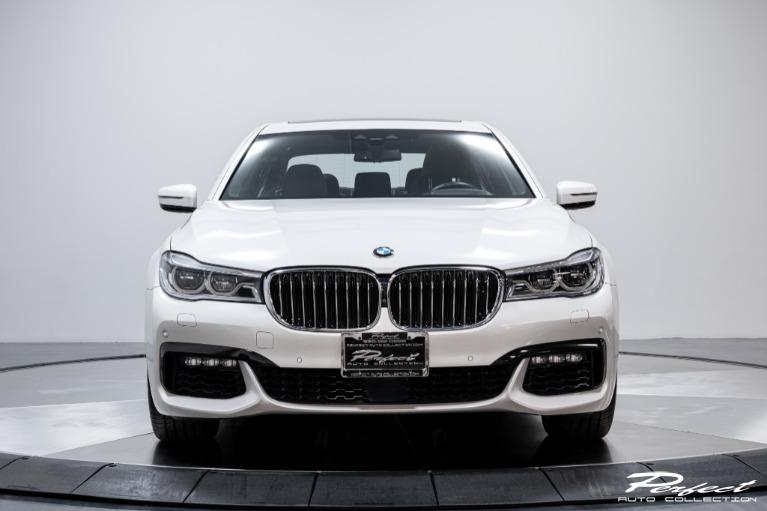 Used 2016 BMW 7 Series 750i xDrive M Sport