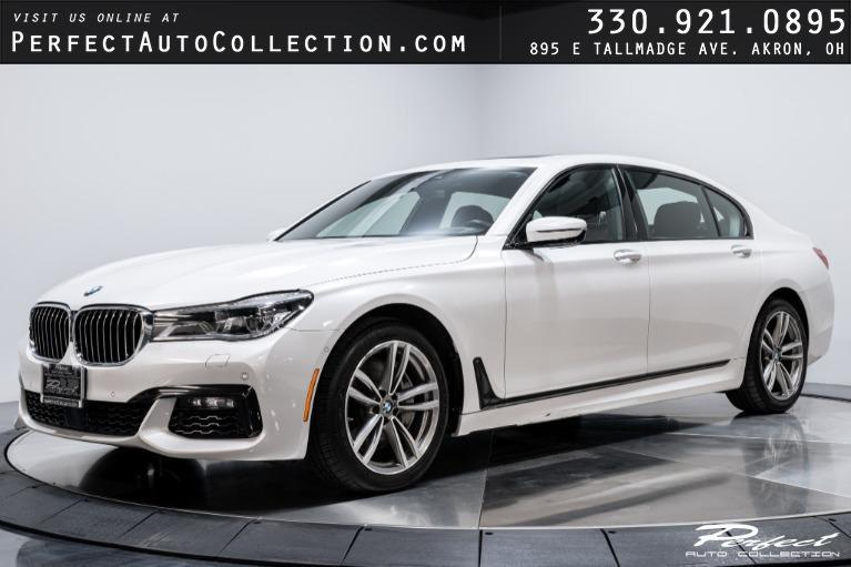 Used 2016 BMW 7 Series 750i xDrive M Sport for sale Sold at Perfect Auto Collection in Akron OH 44310 1
