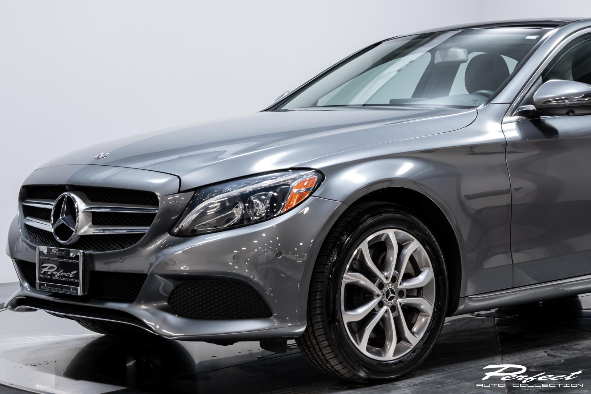 Used 2017 Mercedes-Benz C-Class C 300 4MATIC For Sale ...