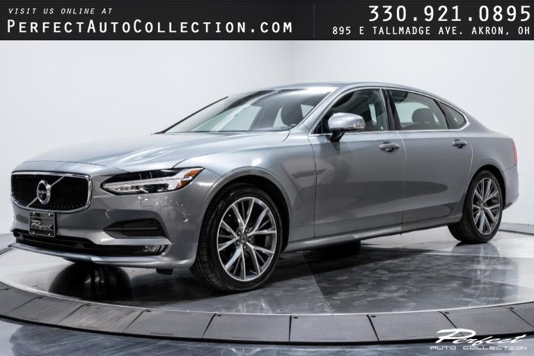 Used 2018 Volvo S90 T5 Momentum for sale Sold at Perfect Auto Collection in Akron OH 44310 1