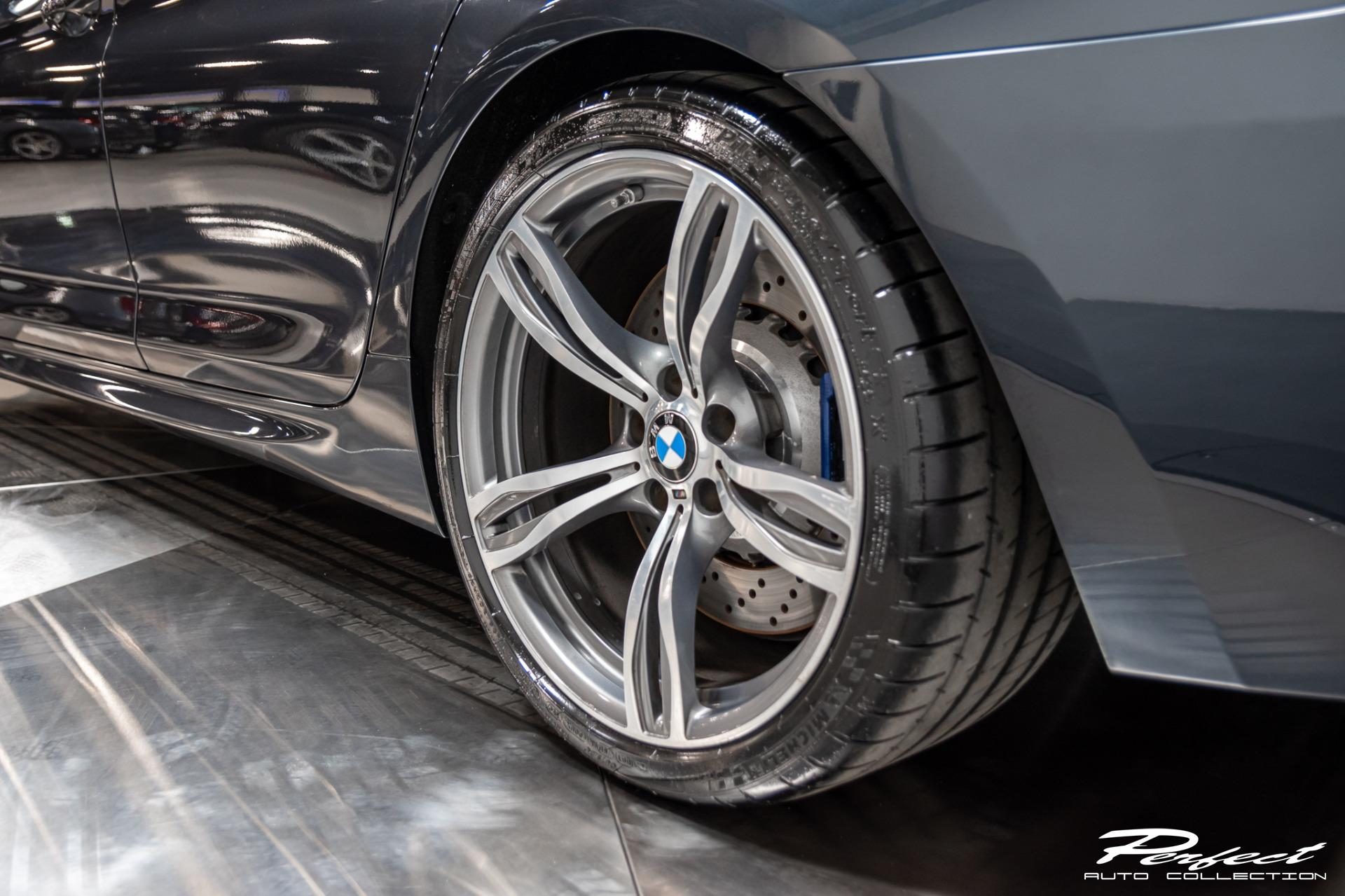 Used 2016 BMW M6 Gran Coupe