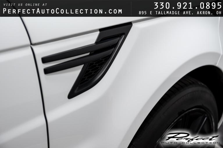 Used 2016 Land Rover Range Rover Sport Autobiography