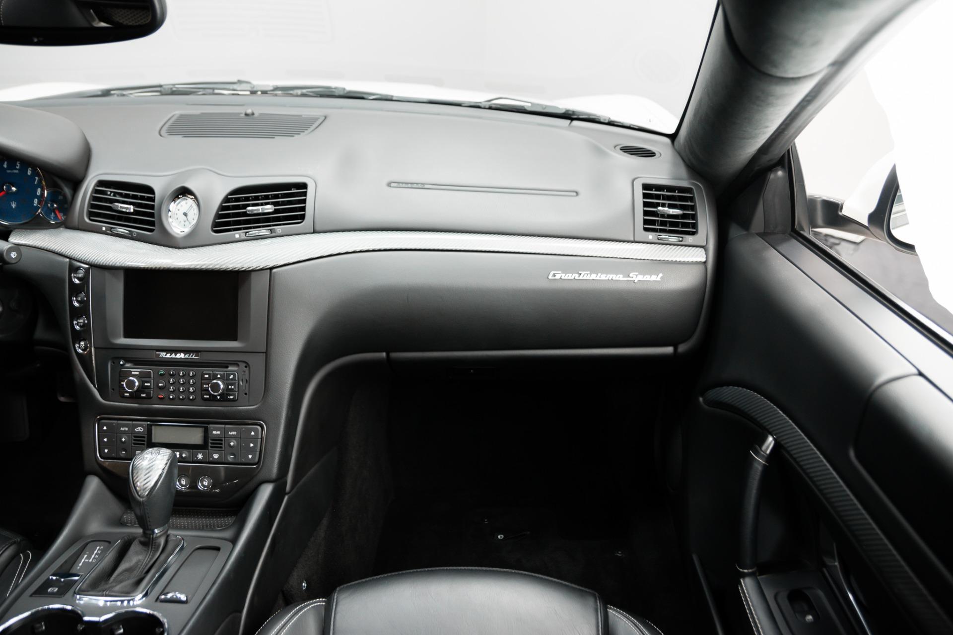 Used 2013 Maserati GranTurismo Sport