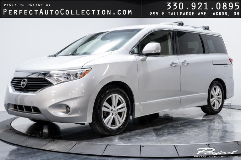 Used 2013 Nissan Quest 3.5 SL for sale Sold at Perfect Auto Collection in Akron OH 44310 1