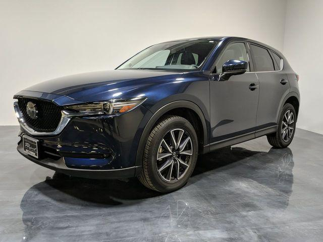 Used 2018 MAZDA CX 5 Grand Touring Sport Utility 4D