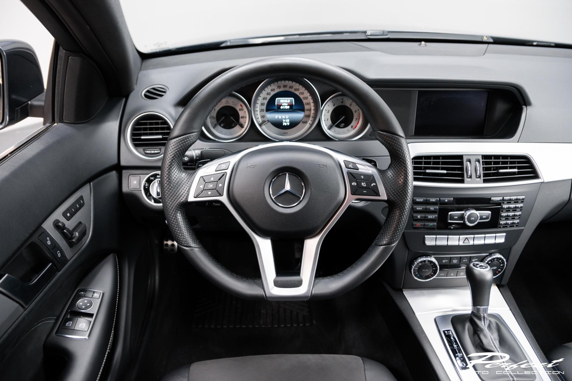 Used 2015 Mercedes Benz C Class C 350 4MATIC