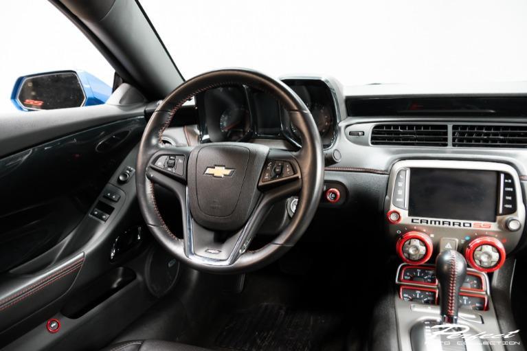 Used 2013 Chevrolet Camaro SS Hot Wheels Edition