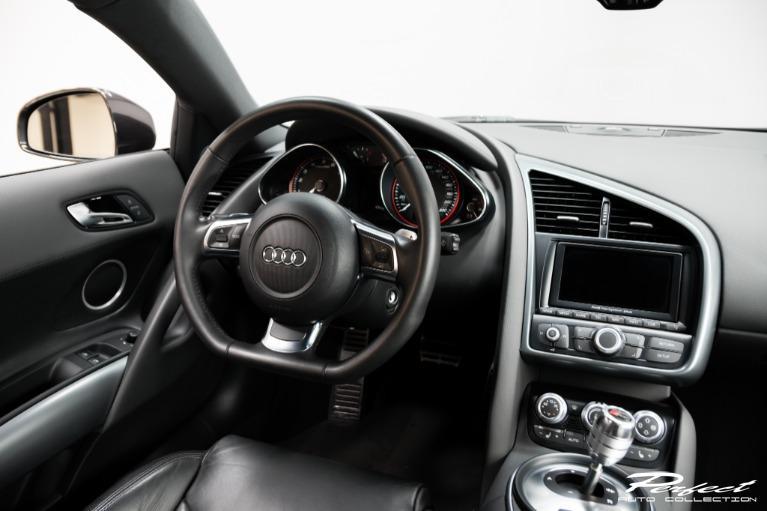 2011 Audi R8 52 quattro