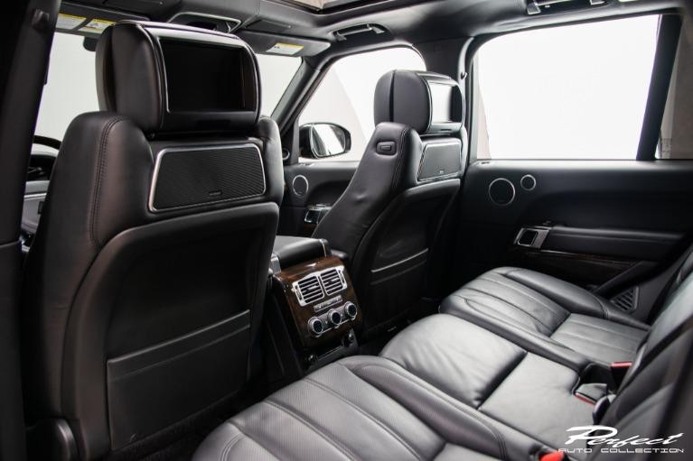Used 2014 Land Rover Range Rover Autobiography