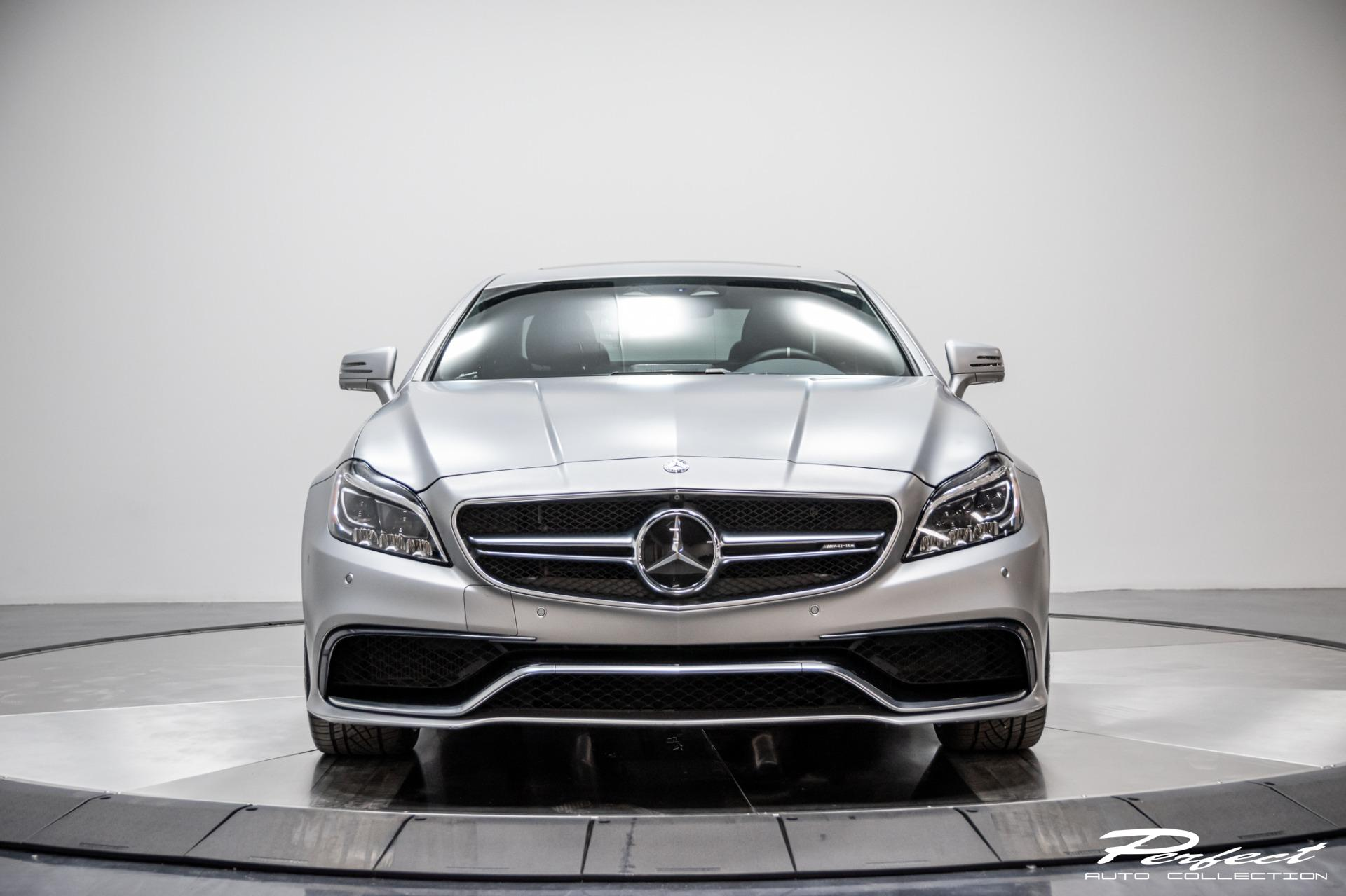 Used 2017 Mercedes Benz CLS AMG CLS 63 S