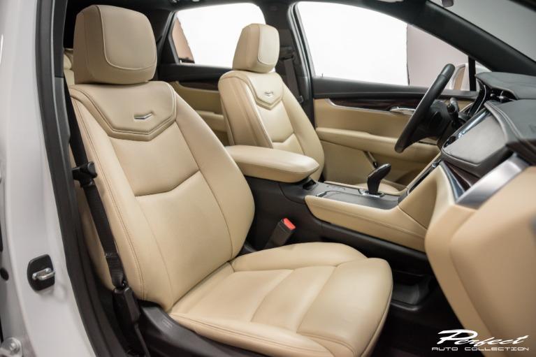 Used 2017 Cadillac XT5 Luxury