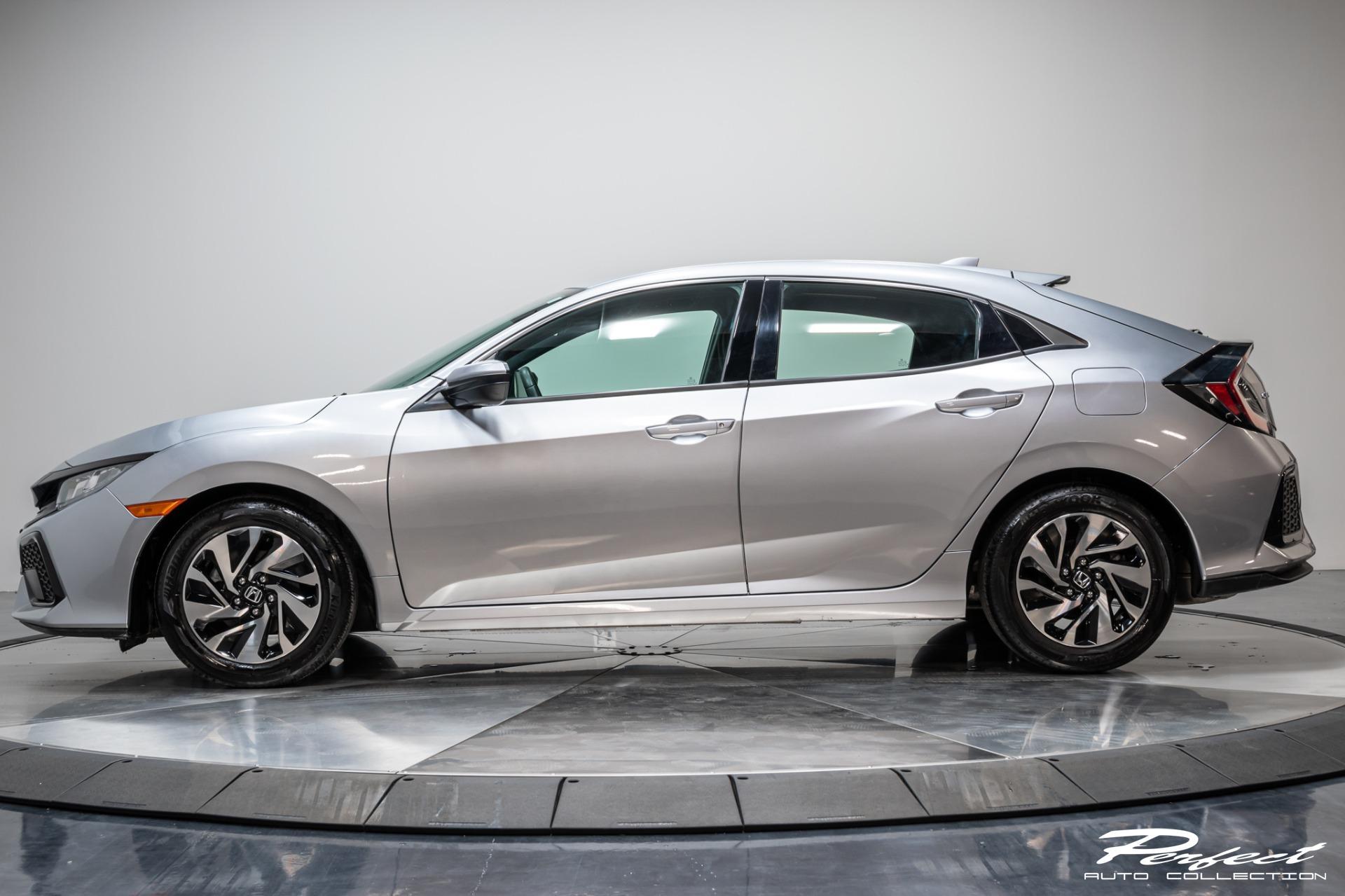Used 2019 Honda Civic LX