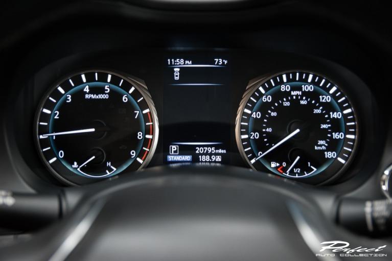 Used 2019 INFINITI Q50 30T Luxe