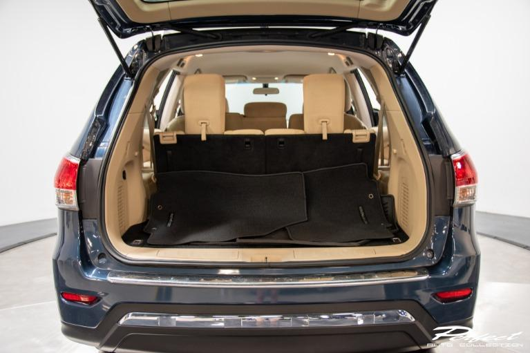 Used 2016 Nissan Pathfinder S