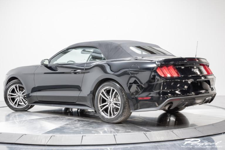 Used 2017 Ford Mustang EcoBoost Premium