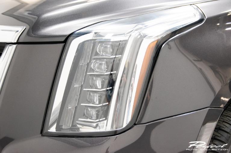 Used 2016 Cadillac Escalade ESV Luxury Collection