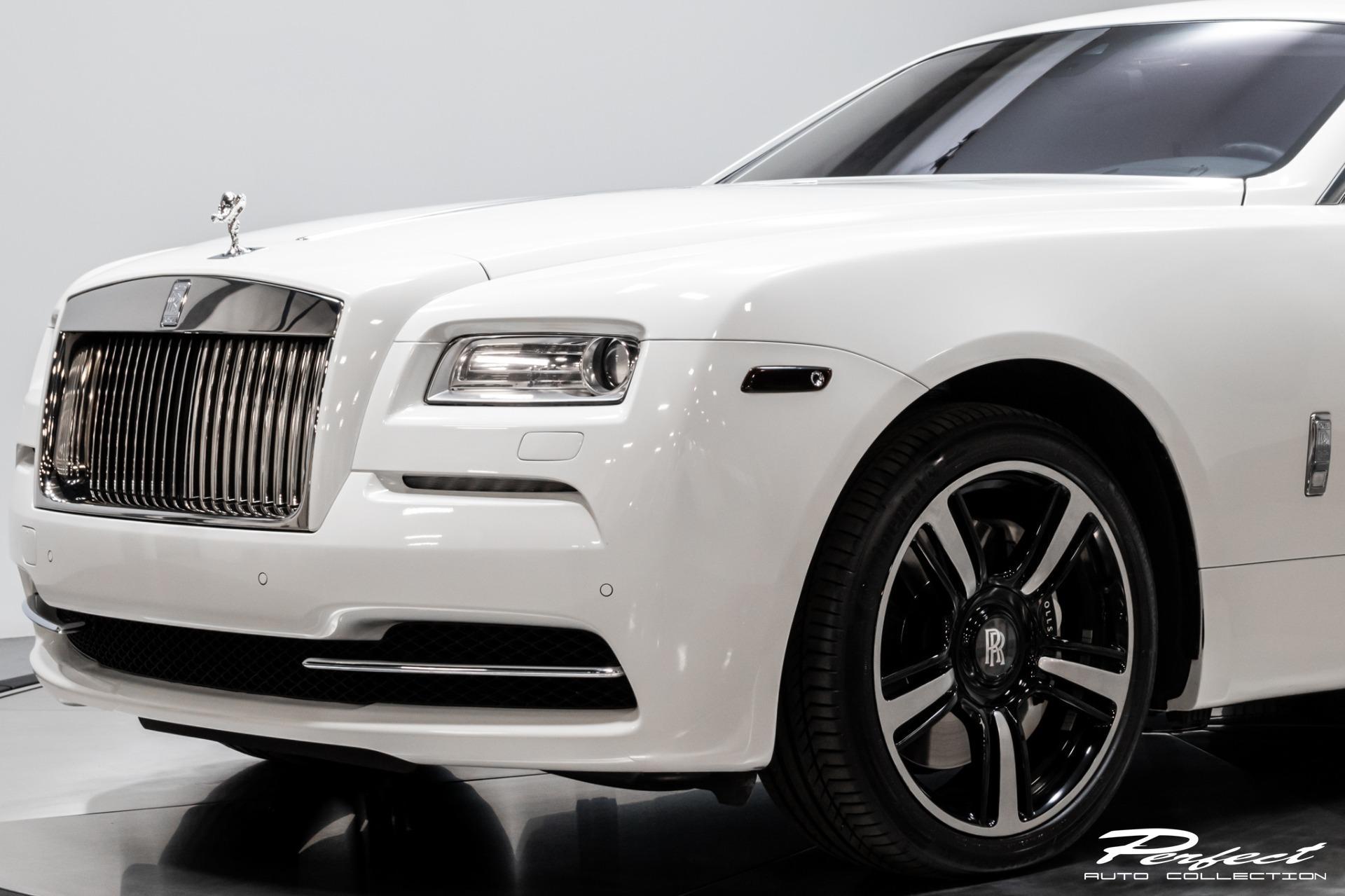Used 2014 Rolls-Royce Wraith for sale $149,993 at Perfect Auto Collection in Akron OH 44310 4