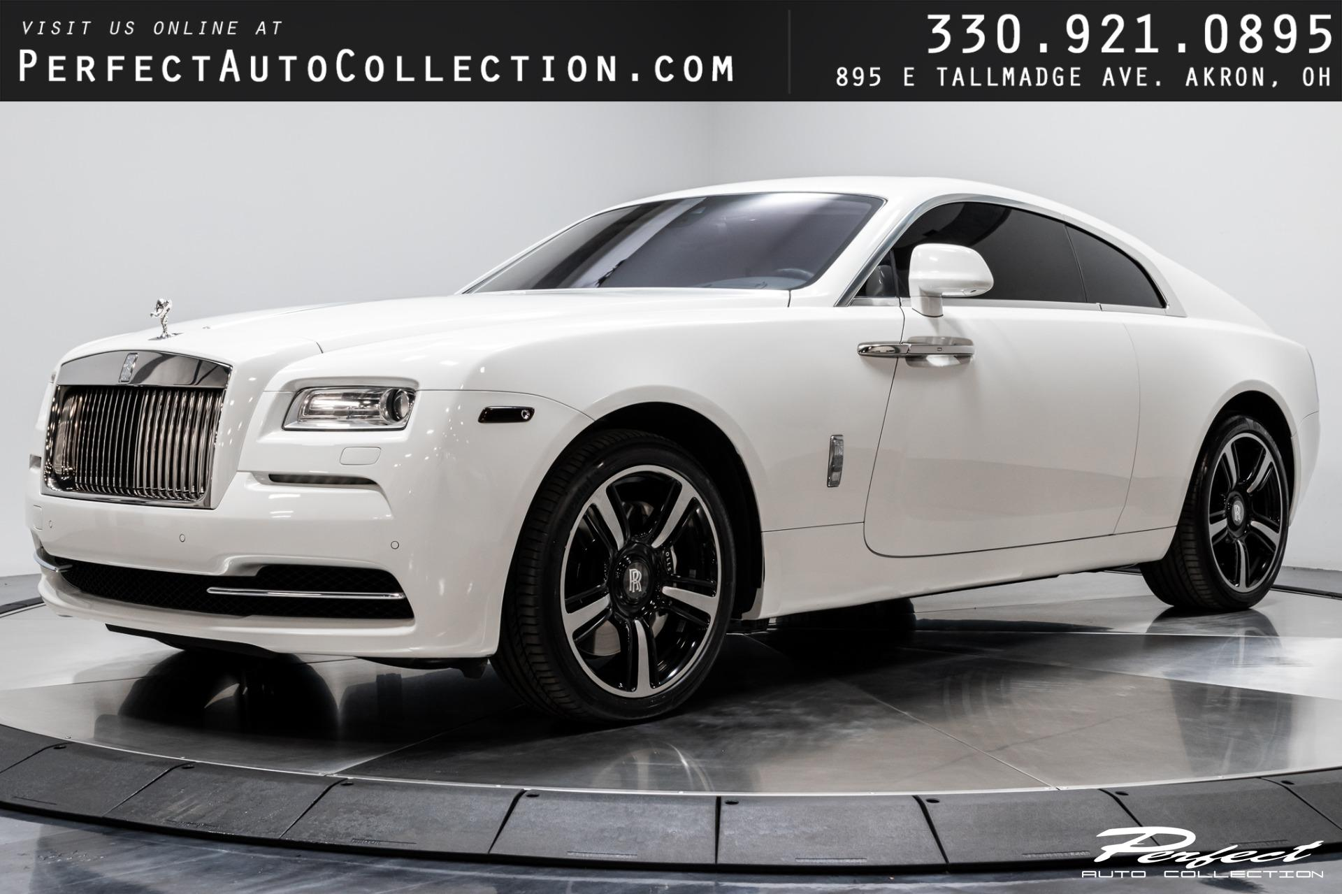Used 2014 Rolls-Royce Wraith for sale $149,993 at Perfect Auto Collection in Akron OH 44310 1