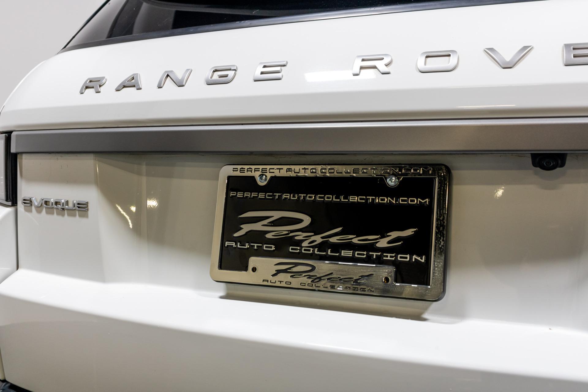 Used 2018 Land Rover Range Rover Evoque SE Sport Utility 4D