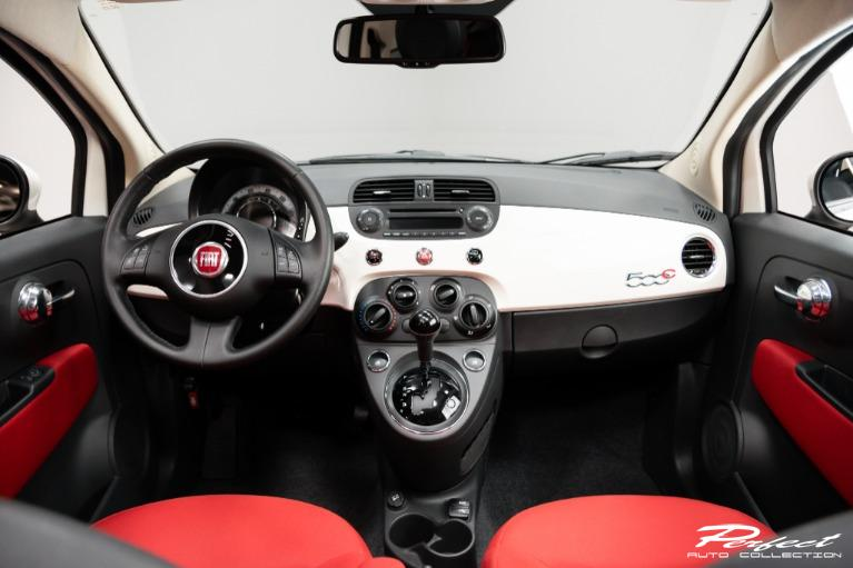 Used 2015 FIAT 500c Pop