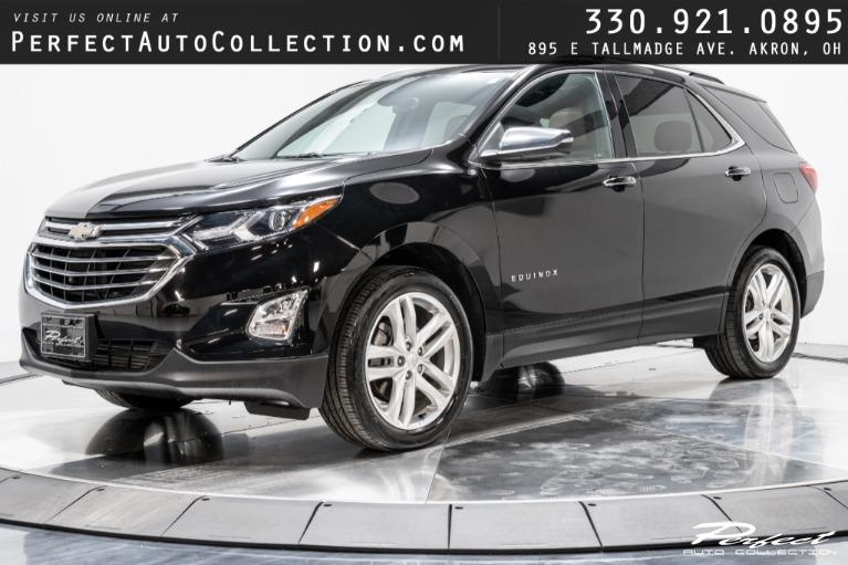 Used 2018 Chevrolet Equinox Premier