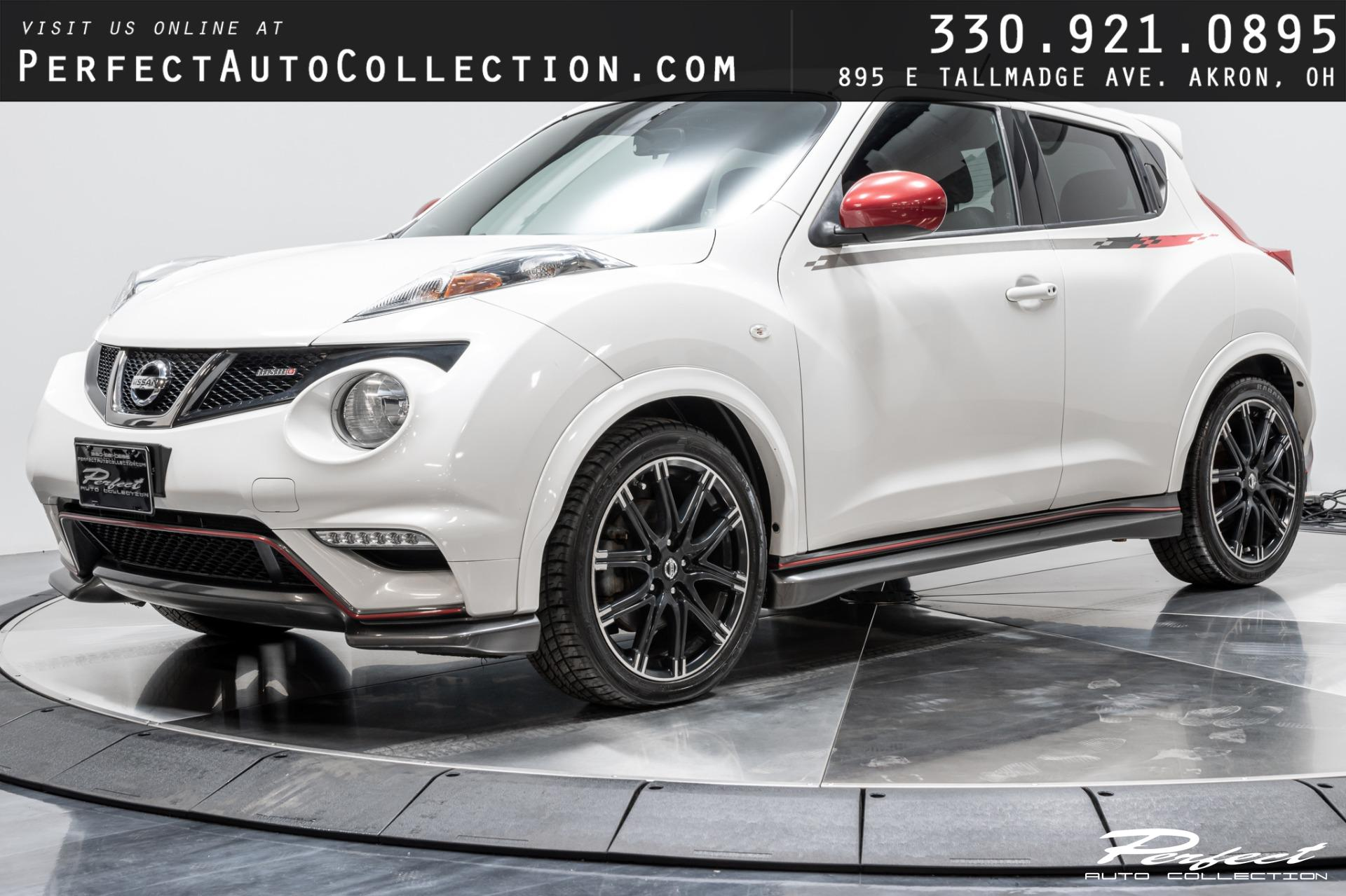 Used 2013 Nissan JUKE NISMO for sale $12,793 at Perfect Auto Collection in Akron OH 44310 1