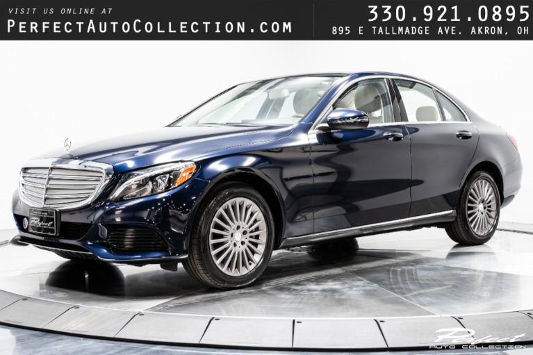 Used 2016 Mercedes-Benz C-Class C 300 4MATIC for sale $21,993 at Perfect Auto Collection in Akron OH