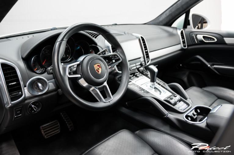 Used 2017 Porsche Cayenne GTS
