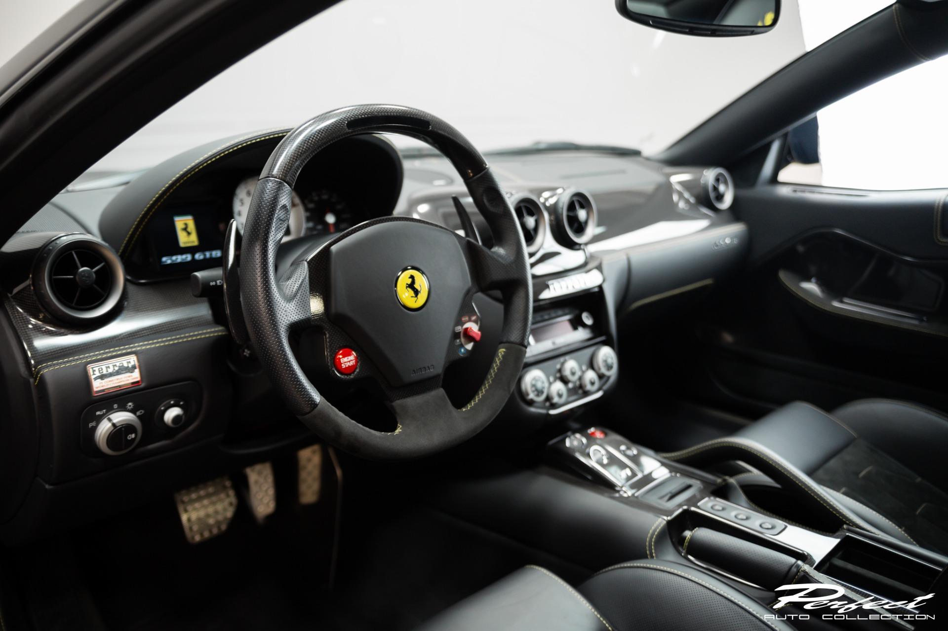 Used 2010 Ferrari 599 GTB Fiorano