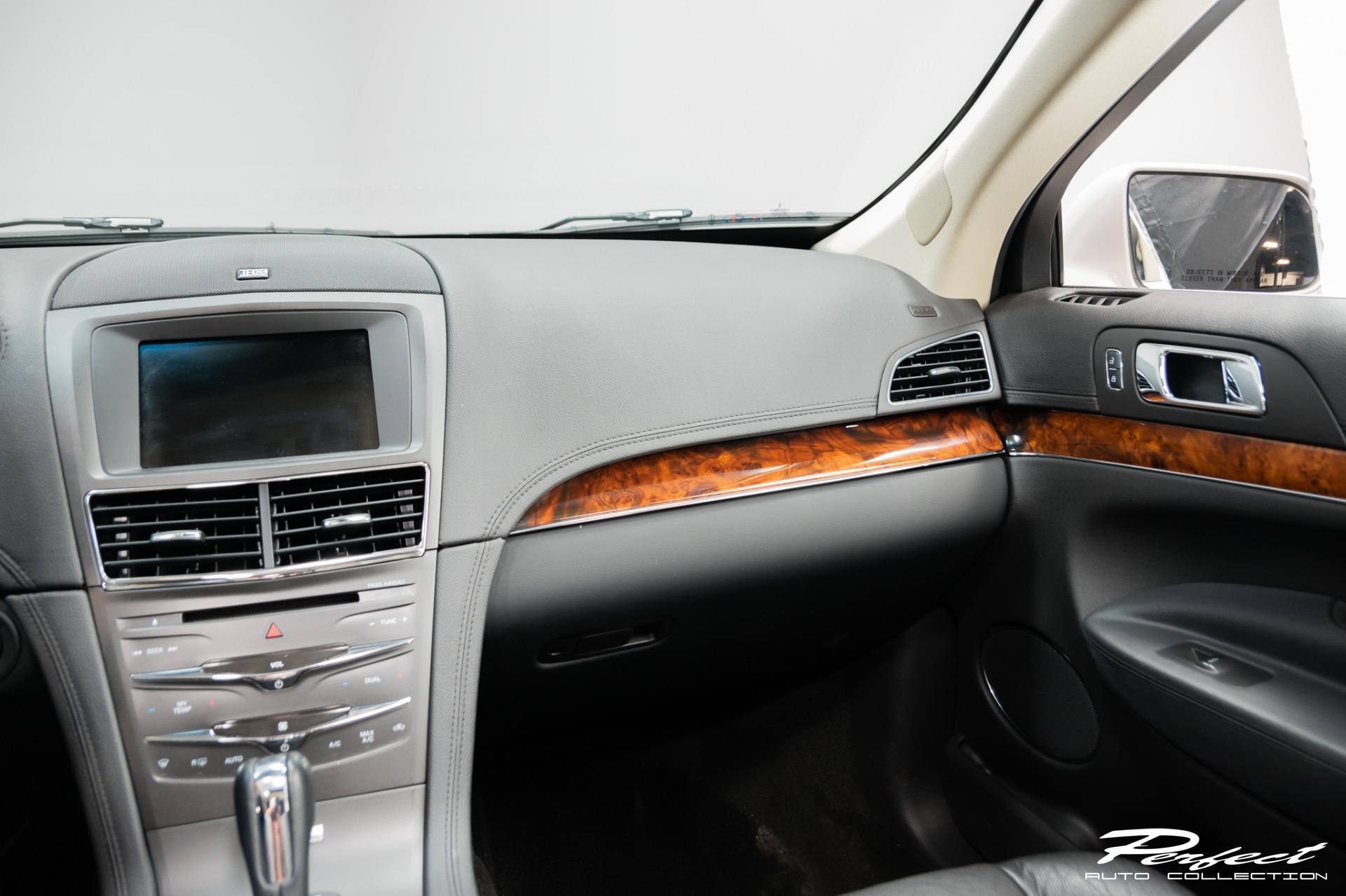 Used 2017 Lincoln MKT Elite