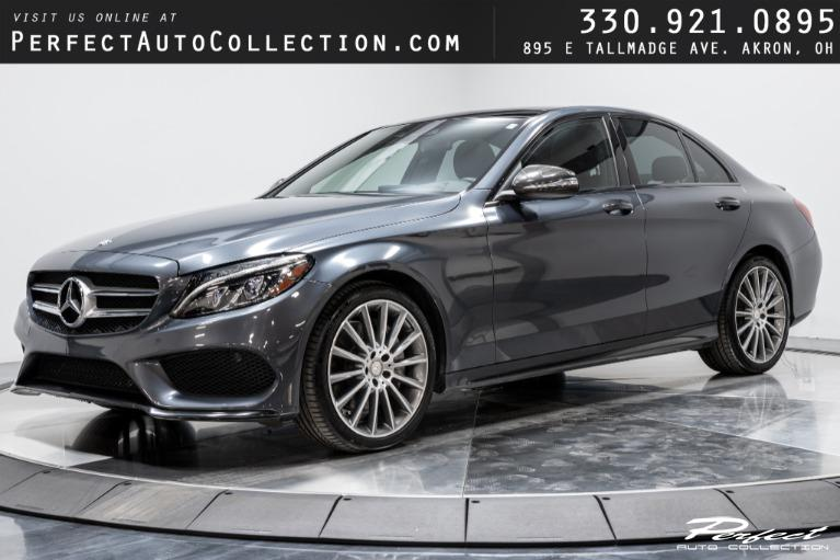 Used 2015 Mercedes-Benz C-Class C 300 4MATIC for sale $22,993 at Perfect Auto Collection in Akron OH