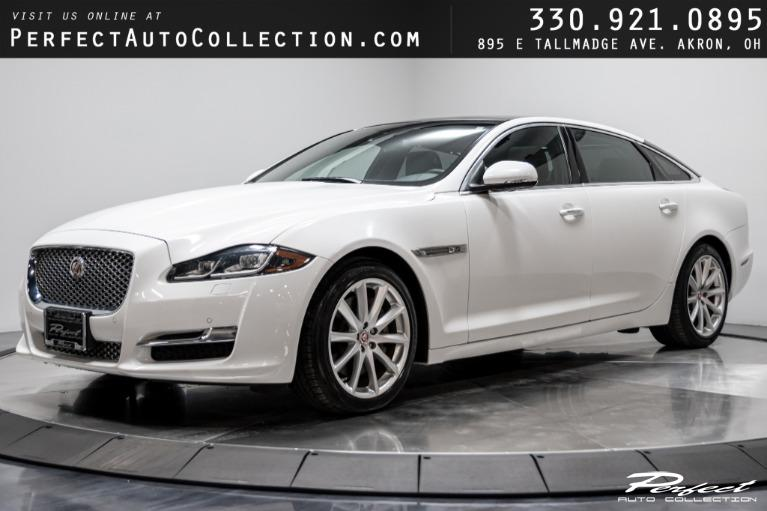 Used 2016 Jaguar XJL Portfolio for sale $36,993 at Perfect Auto Collection in Akron OH