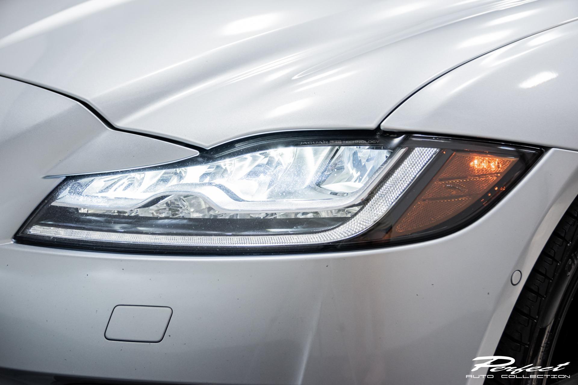 Used 2017 Jaguar XF S