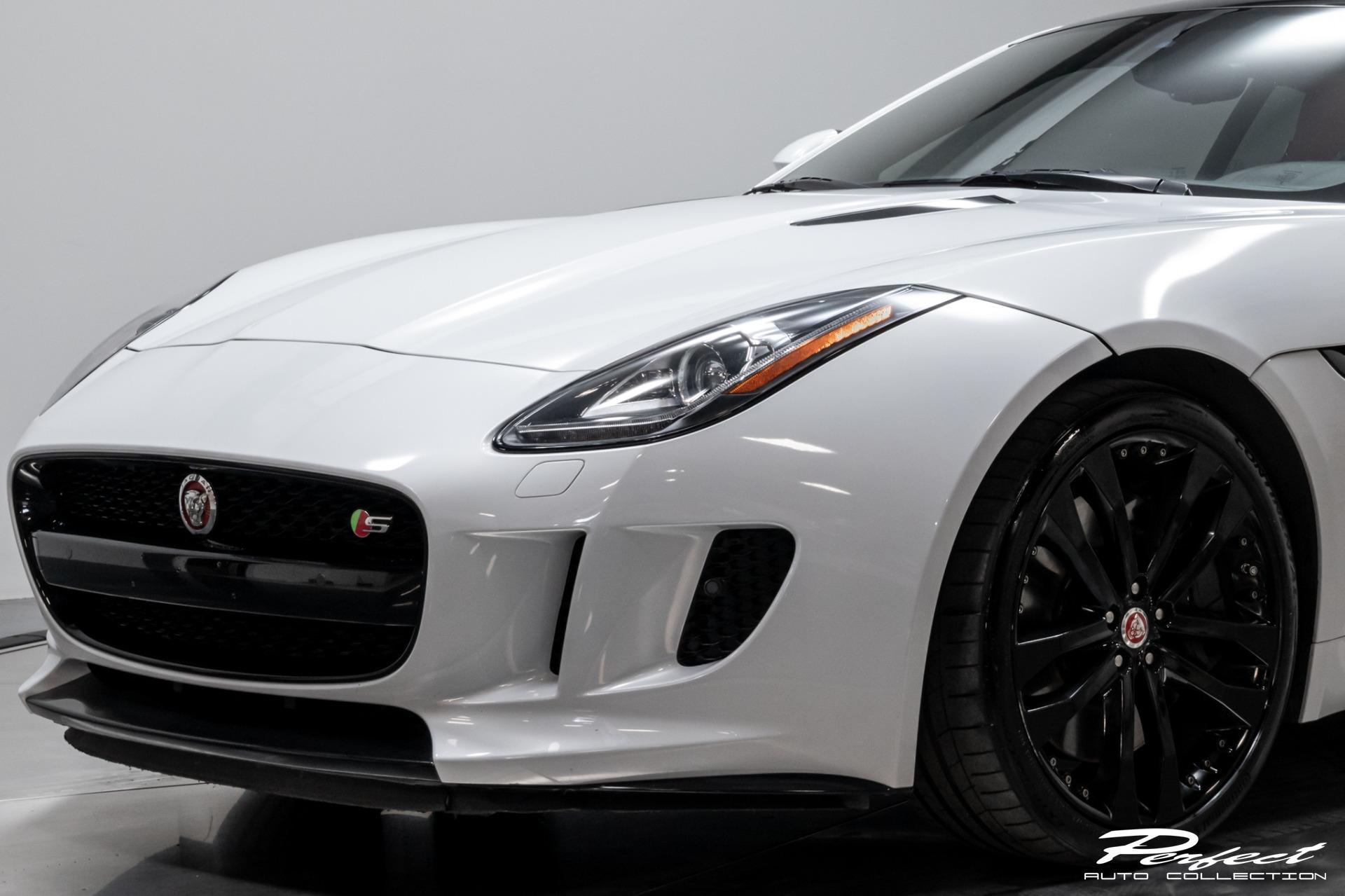 Used 2016 Jaguar F TYPE S