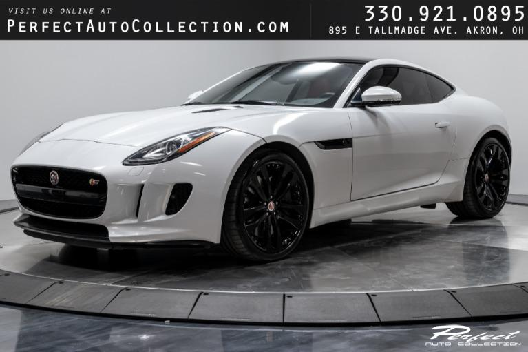 Used 2016 Jaguar F-TYPE S for sale $44,993 at Perfect Auto Collection in Akron OH