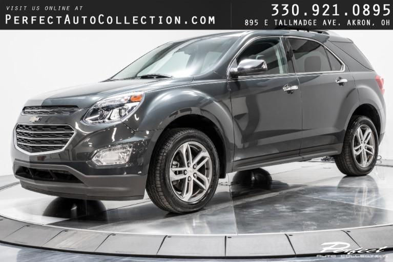Used 2017 Chevrolet Equinox Premier