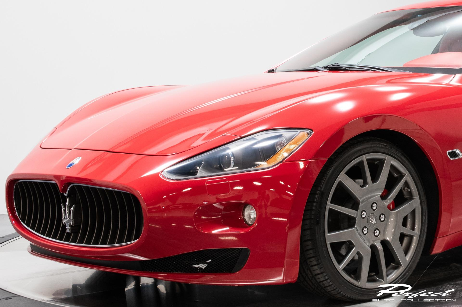 Used 2008 Maserati GranTurismo Base for sale $31,293 at Perfect Auto Collection in Akron OH 44310 4