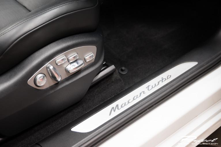 Used 2016 Porsche Macan Turbo
