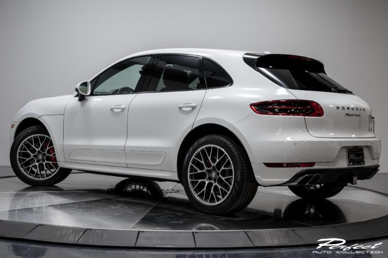 Used 2016 Porsche Macan Turbo