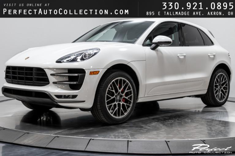 Used 2016 Porsche Macan Turbo for sale $46,995 at Perfect Auto Collection in Akron OH
