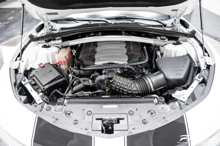 Used 2016 Chevrolet Camaro SS