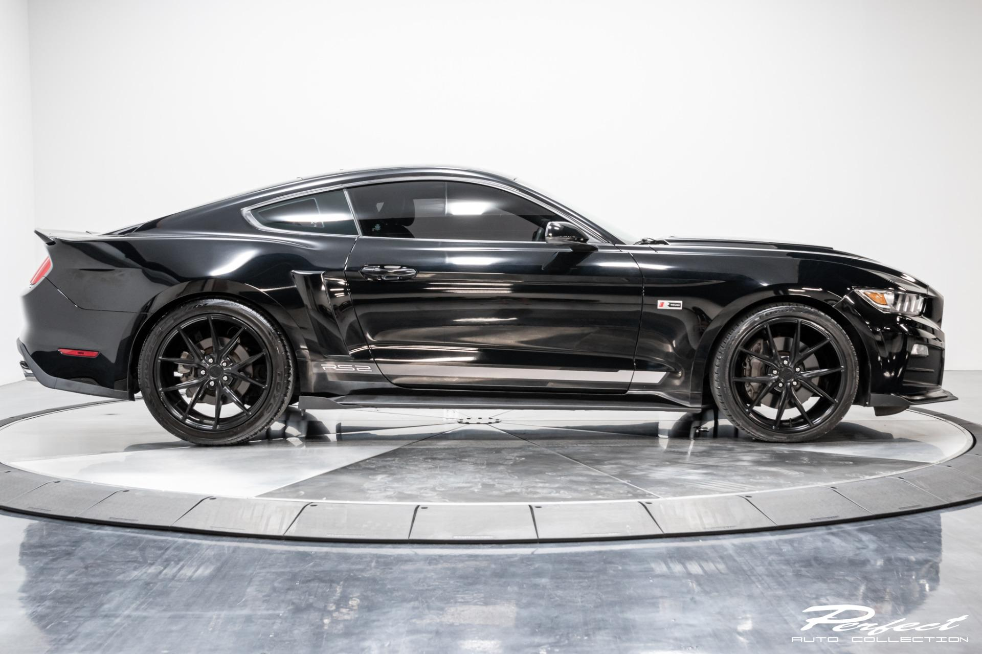 Used 2015 Ford Mustang GT Premium ROUSH