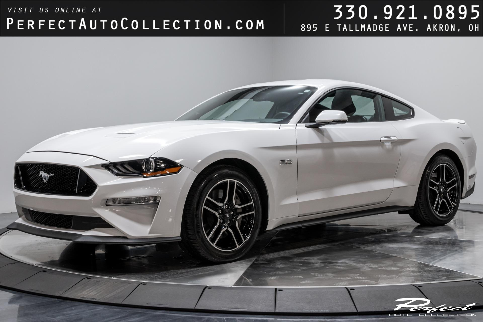 Used 2020 Ford Mustang GT for sale Sold at Perfect Auto Collection in Akron OH 44310 1