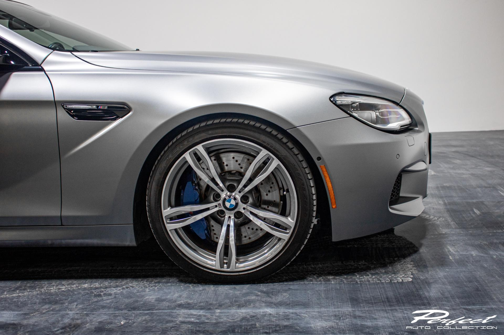 Used 2016 BMW M6 Convertible 2D