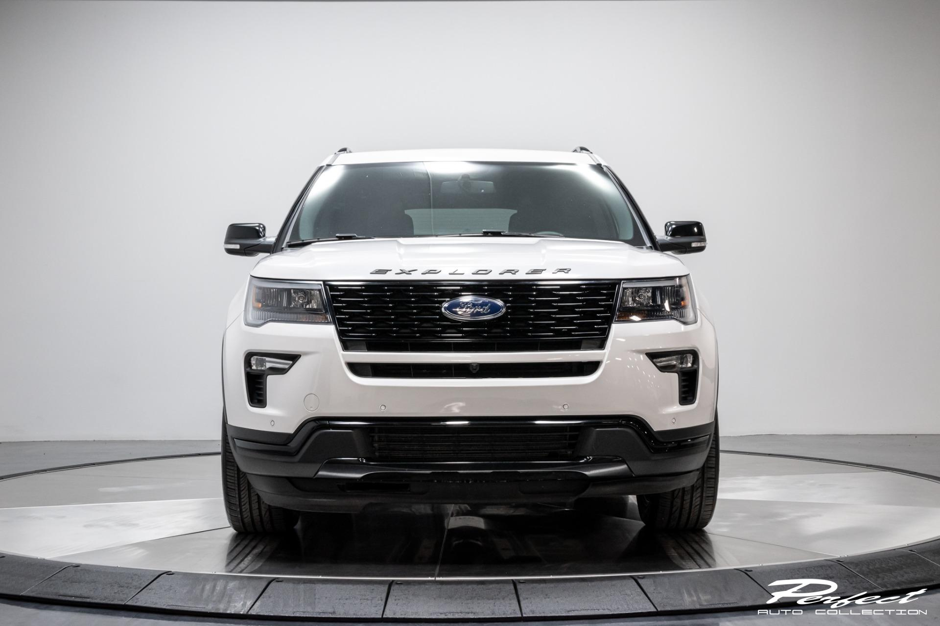 Used 2019 Ford Explorer Sport