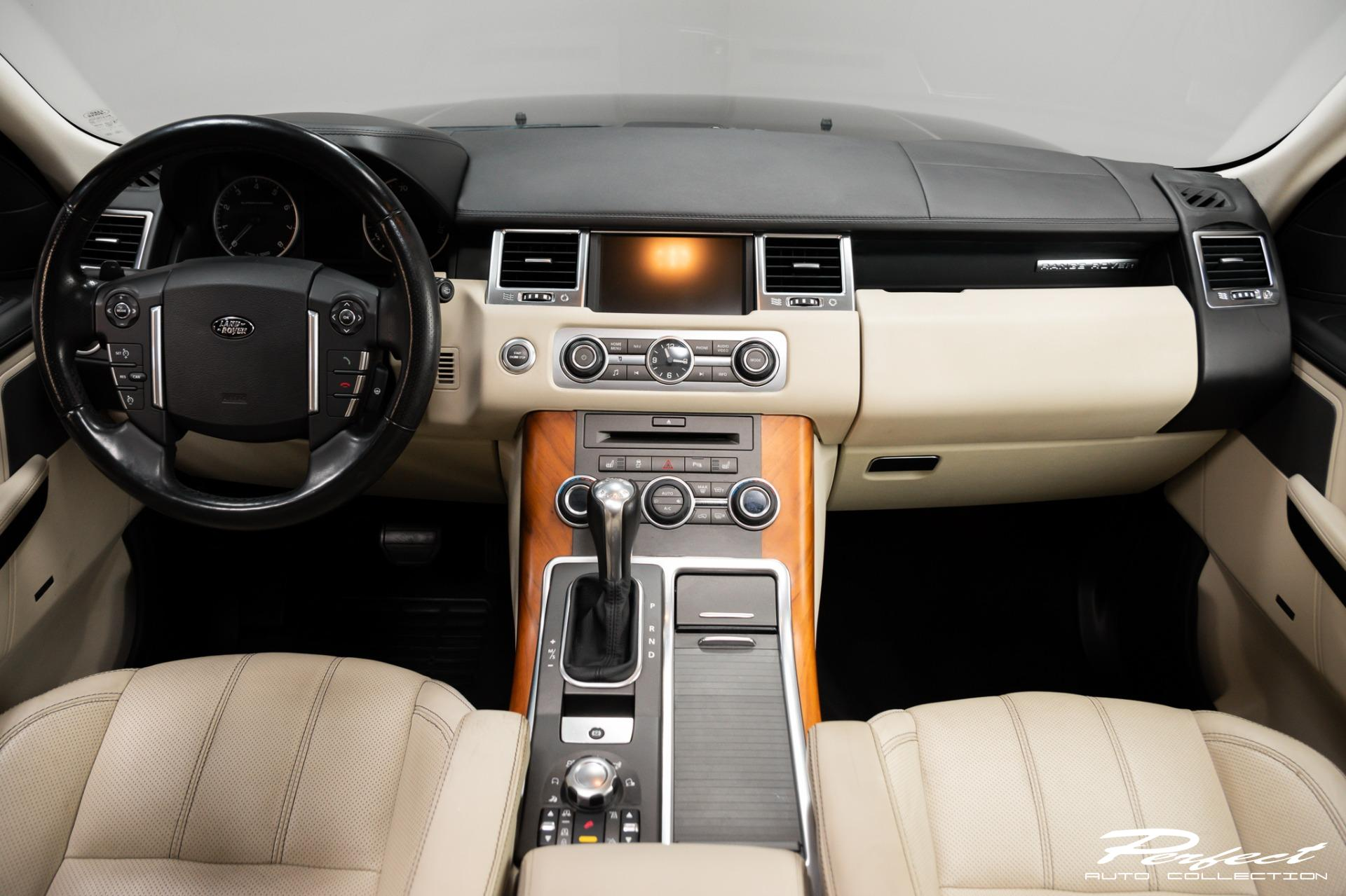 Used 2011 Land Rover Range Rover Sport Supercharged