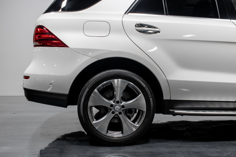 Used 2017 Mercedes Benz GLE GLE 350 4MATIC Sport Utility 4D